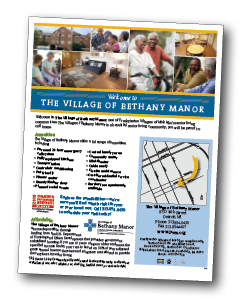 bethanymanor sales flyer