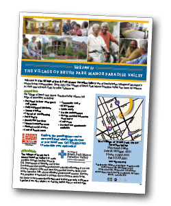 brushpark sales flyer
