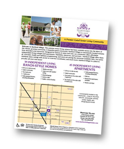 hartfordvillage sales flyer