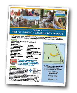 lakehuronwoods sales flyer