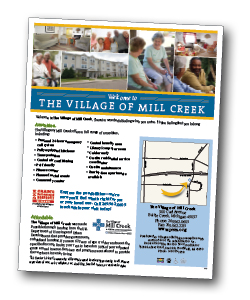 millcreek sales flyer