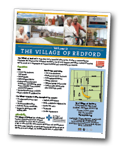 village of redford flyer